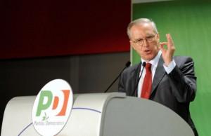 Assemblea nazionale PD, l'intervento del neo segretario del PD Guglielmo Epifani